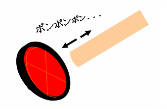 印鑑の正しい押し方〜朱肉編〜